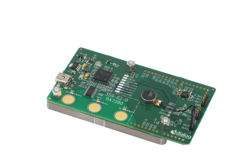 DA7280 Low-power high-definition Haptic Driver for next generation human-machine interfaces