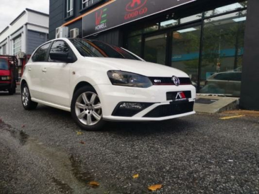 Polo`15 GTi Look Front Bumper