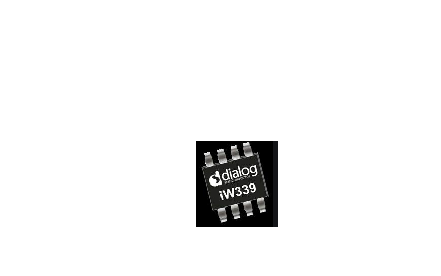 iW339 3-in-1 Secondary-Side Signal Interface Controller with Optimized Output Drive
