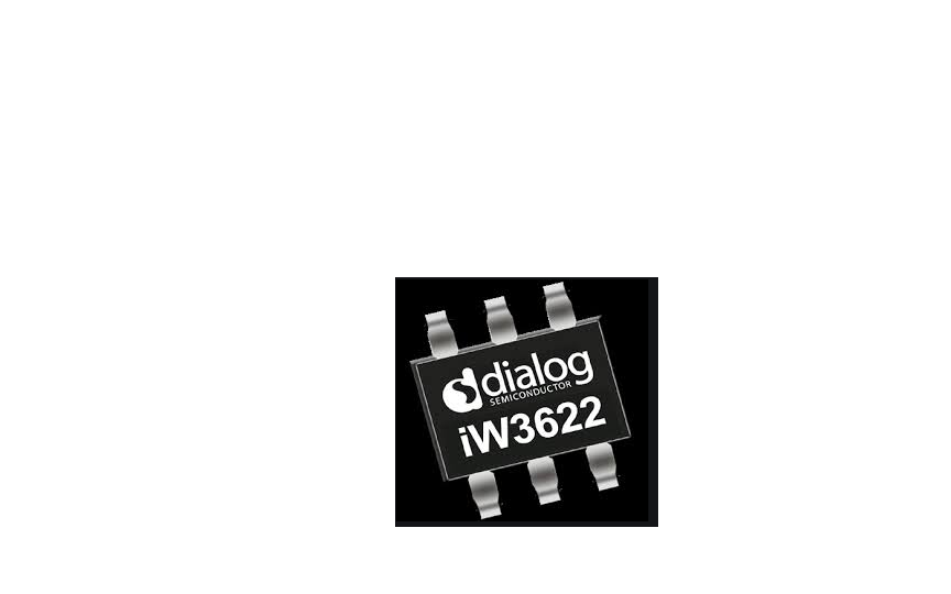 iW3622 Single-Stage, 45W, Non-Dimmable Off-Line Flyback LED Driver with High PF and Low Ripple