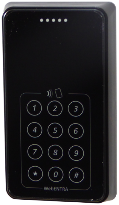 WebENTRA R303. ASIS Secured Encryption (SE) Reader. #AIASIA Connect