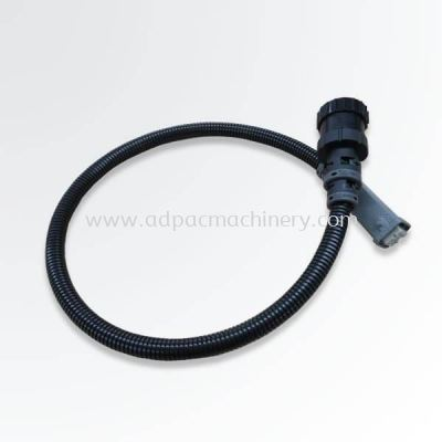 Spindle Cable - 3HP and 5HP ELTE Cable Quick Connect