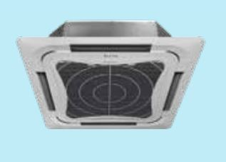 Ceiling Cassette 8-Way Flow Type - FCC100AV1M (Series 100)