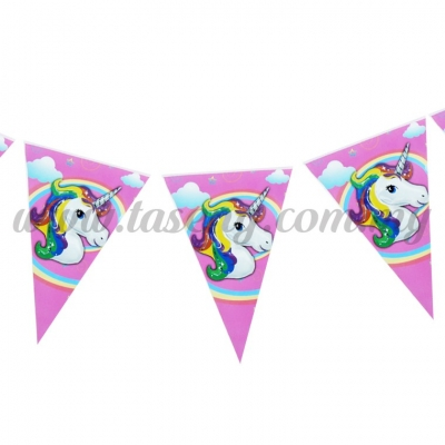 Banner Triangle Unicorn (P-BNT-UN)