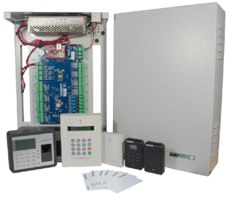 ACU1000. ASIS Four/ Eight Door Access Controller. #AIASIA Connect