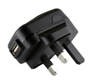 LASCAR PSU USB-UK