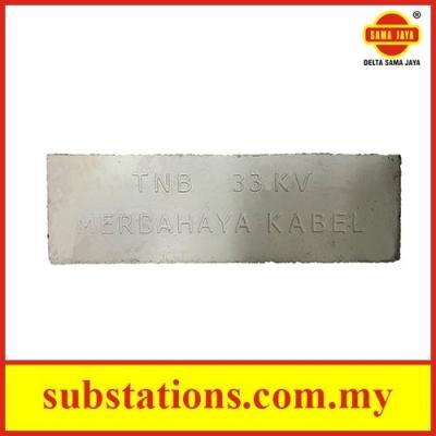 Concrete Cable Slab (TNB 33KV Merbahaya Kabel)
