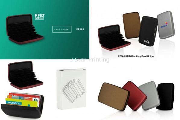 Name Card Holder RFID Blocking EZ360