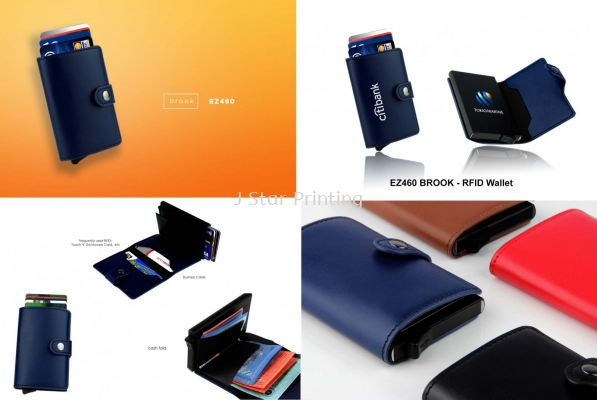 Name Card Holder RFID Wallet EZ460