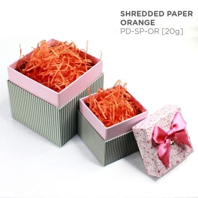 20g Shredded Paper *Orange (PD-SP-OR)
