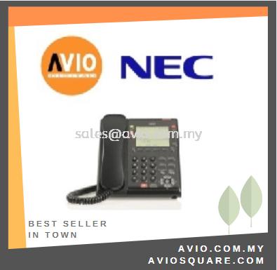 NEC IP7WW-8IPLD-C1 8key IP DESI-Less Multiline Terminal for SL2100