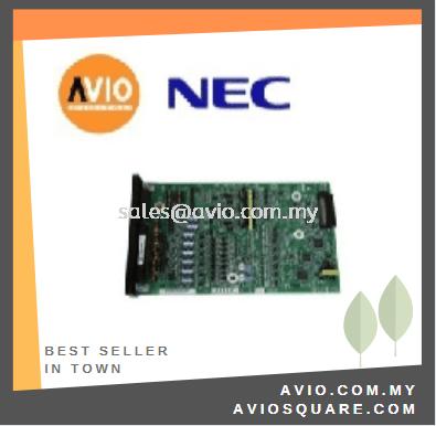 NEC IP7WW-308U-A1 3 Port Analogue CO & 8 Port Hyrid Extension Card SL2100