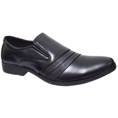 MEN EXECUTIVE SHOE (MS 8132-BK)