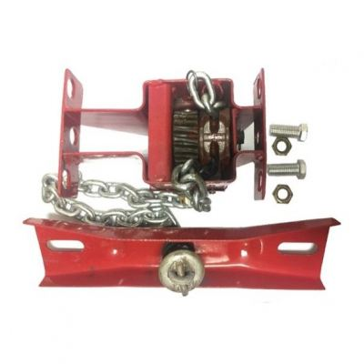 WL-005 Lorry Truck Spare Tire Bracket