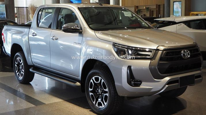 TOYOTA HILUX REVO CONVERSION TO 2020 FACELIFT MODEL