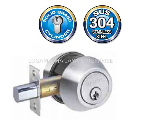 ADL-102 Double Key Deadbolt (SN)