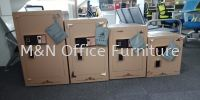 Safe Cabinet With Thumb Print Security Safe Cabinet Office Furniture