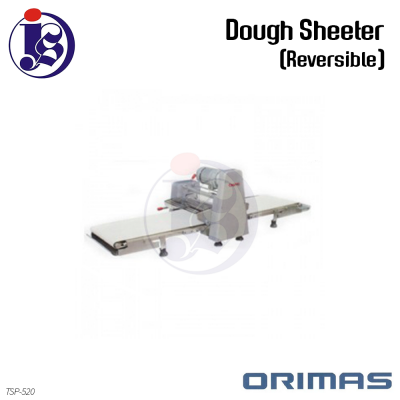 Orimas Reversible Dough Sheeter TSP-520