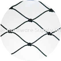 HDPE Twisted Knotted Net