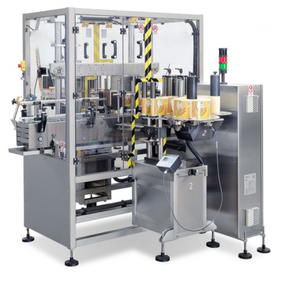 Automatic Linear Self Adhesive Labeller