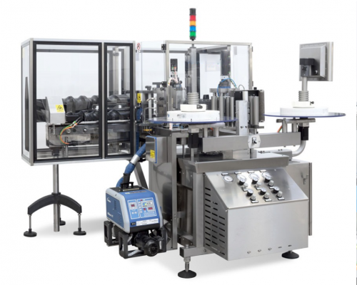 Automatic Linear Roll-Feed Labeller