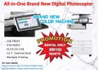 PROMOTION FOR RICOH BRAND NEW COPIER MACHINE