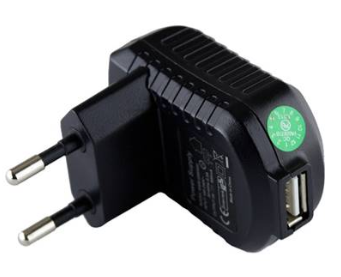 LASCAR PSU USB-EU Mains USB POWER ADAPTER FOR EU