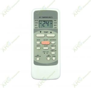 R51D-CB MISTRAL AIR CONDITIONING REMOTE CONTROL