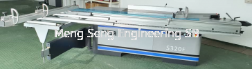 V'SA S320F Sliding Table Saw V'SA S320F Sliding Table Saw Sliding Table Saw