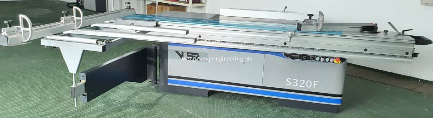 V'SA S320F Sliding Table Saw