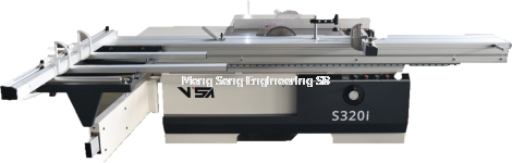 V'SA S320i Sliding Table Saw