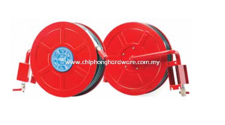French Fire Hose Reel