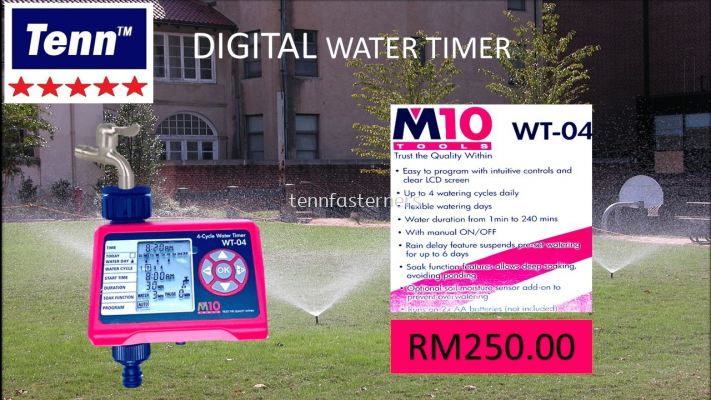 m10 water timer