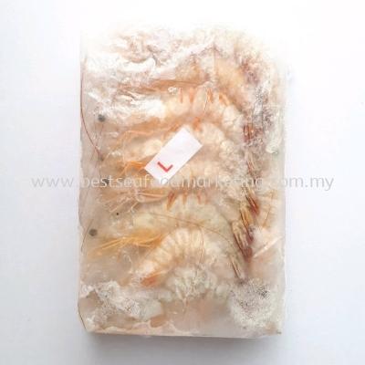 White Prawn / ��Ϻ / Udang Putih (Size L)(sold per pack)