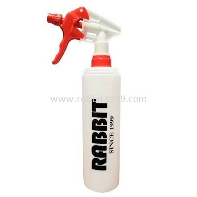 RABBIT TRIGGER SPRAY BOTTLE - 500ml