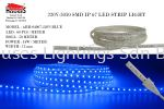 ARR-04007-220V-BLUE OUTDOOR LED Strip Lights