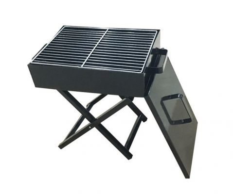 2- in-1 30X60cm Folding grill ID32260