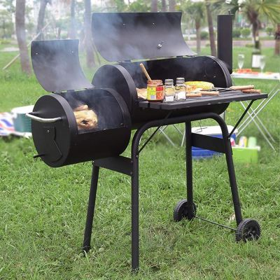 Outdoor BBQ Grill Barbecue Pit Patio Cooker ID32261
