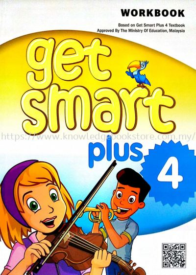 GET SMART PLUS 4 WORKBOOK (YEAR 4)