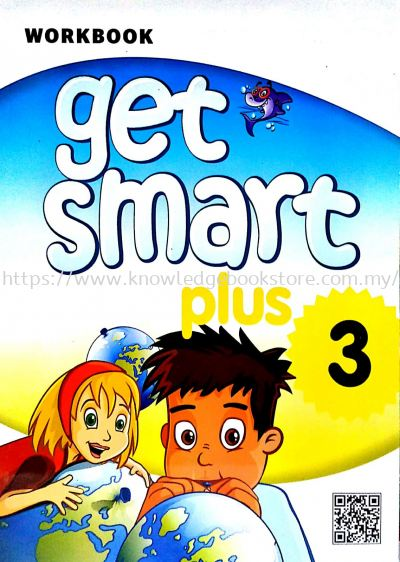 GET SMART PLUS 3 WORKBOOK (YEAR 3)