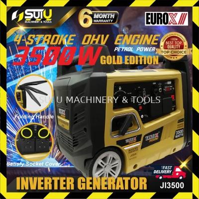 EuroX JI3500 Portable Silent Inverter Generator 3500w