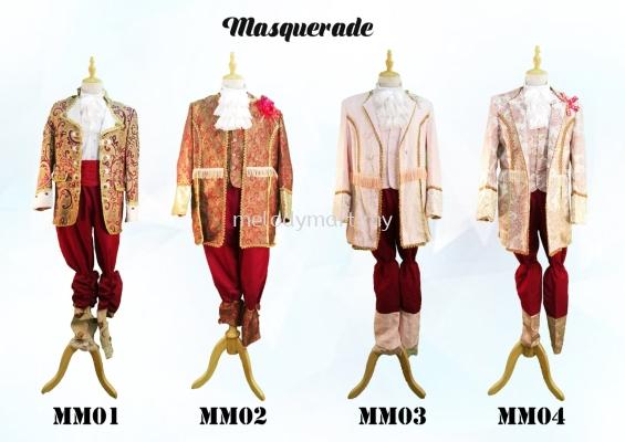 MASQUERADE MM01-04