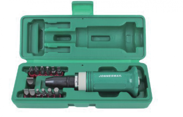 1/2'' IMPACT DRIVER WITH 36MM 13BITS P/N: AG010138
