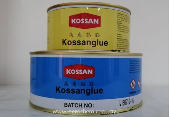 KOSSANGLUE 2-PART ADHESIVE