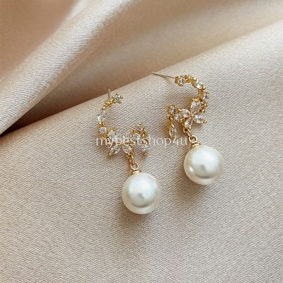 Korean temperament  earrings