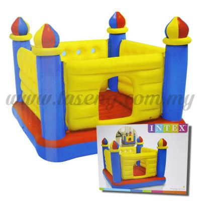 Jump-O-Lene Castle Bouncer * Large (A599-48259)