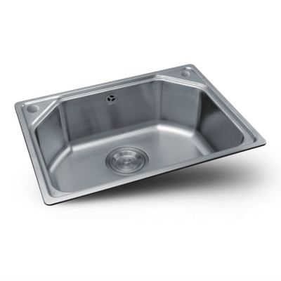 Stainless Single Bowl Sink MIX 615