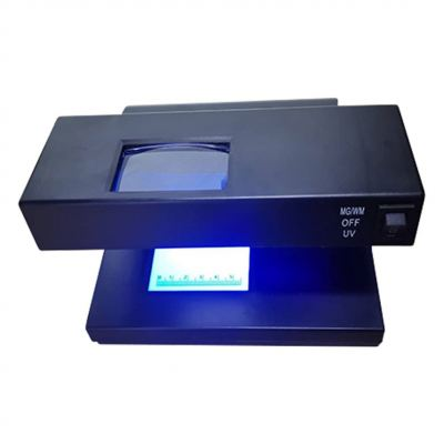 63125 - Counterfeit Money Detector (UV , Watermark detection with magnifying glass)