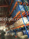 Selective Pallet Racking Selective Pallet Racking & Drive-In Pallet Racking