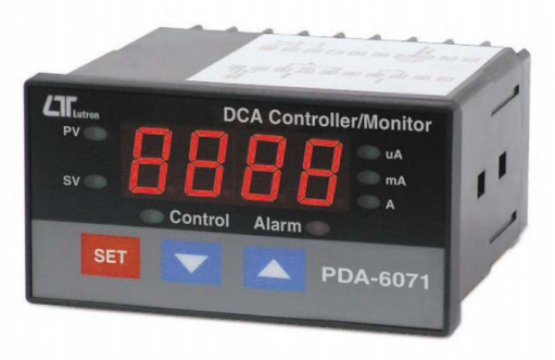 LUTRON PDA-6071 DC Current Controller/Monitor